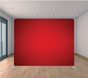 Fiesta Time Backdrop Red